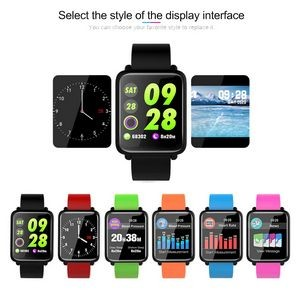 Fitness Tracker Sport Smart Bluetooth Watch