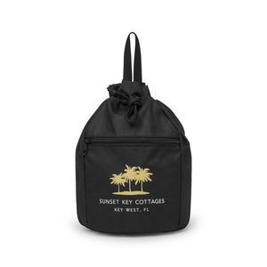 Devin Cotton Ditty Bag - Black