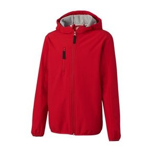 Clique® Trail Youth Softshell Jacket